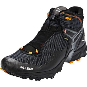 SALEWA Ultra Flex Mid GTX Sko Herrer, black/holland